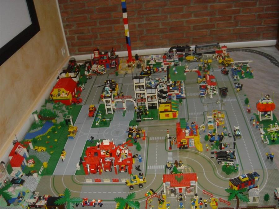 Ville Lego