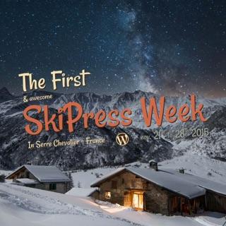 Organisateur du SkiPress Week